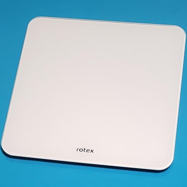 Ваги підлогові електронні Rotex RSB20-W макс вага 150кг LCD дисплей автовикл індикатор перенавантаж платформа 300*300 мм