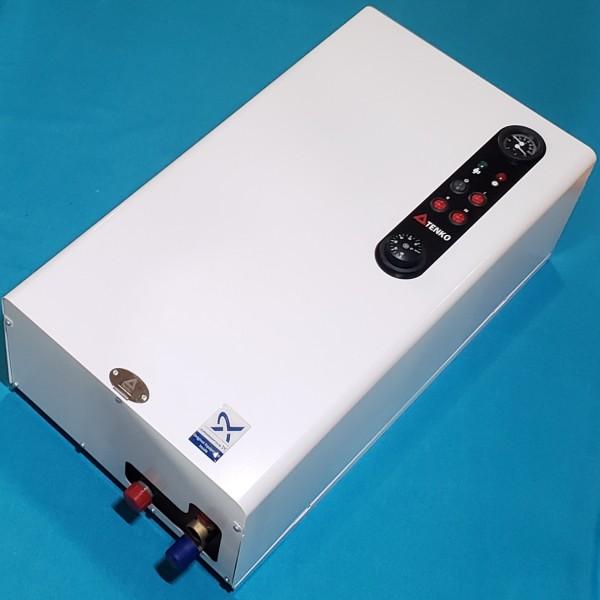 Котел електричний TENKO Стандарт Плюс 12,0 кВт 380Вт з насосом Grundfos + розшир бак 7л (СПКЕ 12,0_380G)