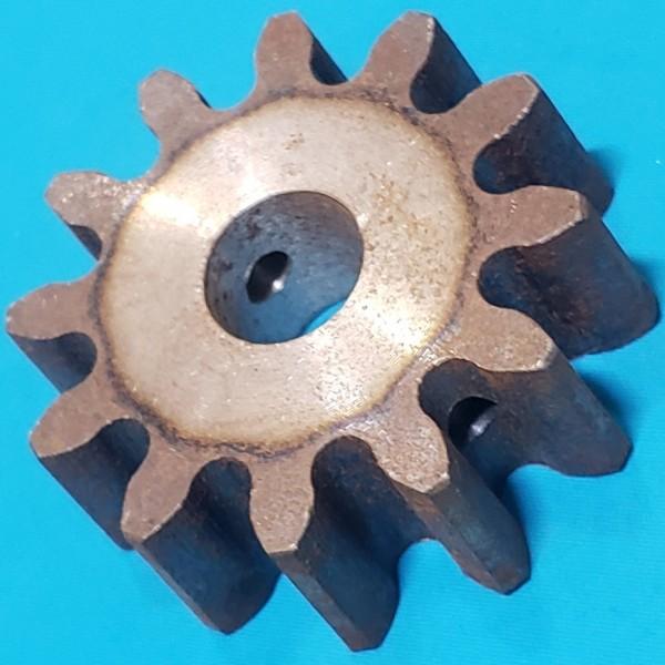 Шестерня для бетономішалки 17*63 h24 12 зубів