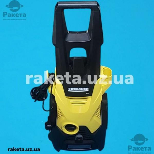 Мийки високого тиску KARCHER K3 потужність 1600 Wt макс тиск 120 бар 380л/год продуктив 25 кв м/год вага 5.8 кг