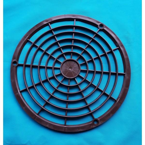 Решітка на двигун витяжки Елегант коричнева