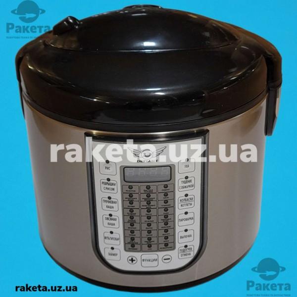 Мультиварка Defiant DMC905-37 900W чаша 5л 37 прогр LED-діспл